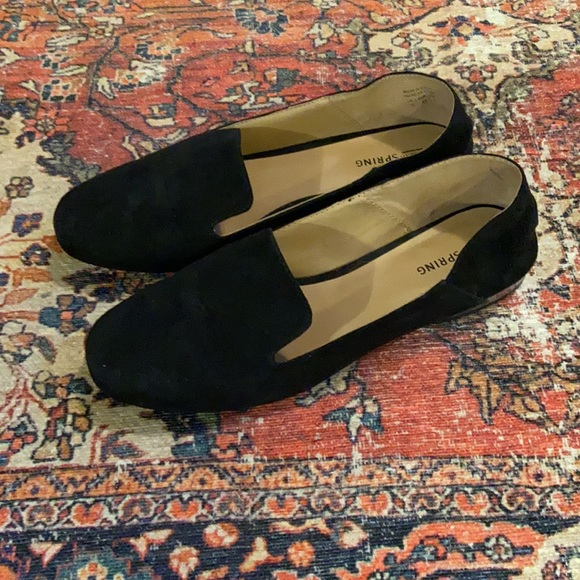 Call it Spring Oxford Flats